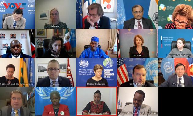 República Democrática del Congo: Vietnam llama a intensificar la ayuda internacional a civiles