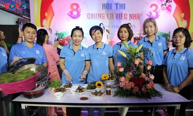 Nhiều hoạt động ý nghĩa của Hội phụ nữ Việt Nam tại Malaysia và Lào