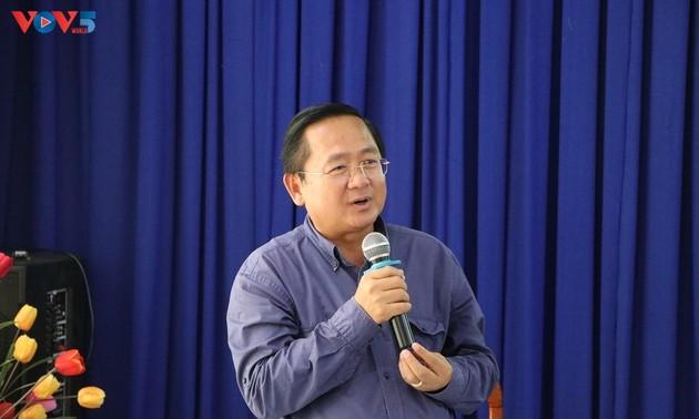Các công ty Cao su Việt Nam góp phần phát triển kinh tế, đảm bảo an sinh xã hội Campuchia