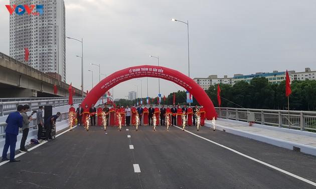 Hà Nội có thêm 1 công trình chào mừng 1010 năm Thăng Long - Hà Nội