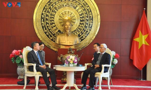Các địa phương của Trung Quốc tăng cường nhập khẩu nông sản từ Việt Nam