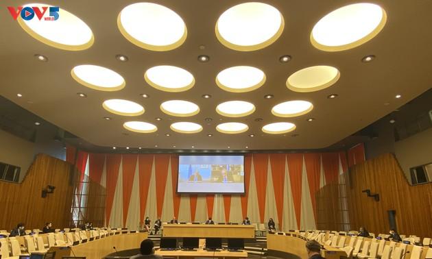 Việt Nam cam kết thúc đẩy đối thoại tại cuộc họp Nhóm Công tác của Hội đồng Bảo an về các tòa án quốc tế