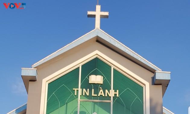 Khám phá nhà thờ Tin lành Plei Mơ Nú
