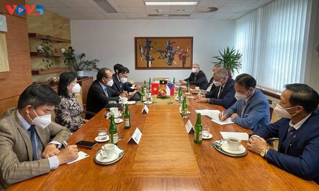 Thúc đẩy hợp tác kinh tế - thương mại – giáo dục giữa Việt Nam và Bắc Morava