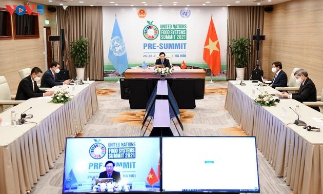 Вьетнам хочет стать Центром инноваций продовольственных систем