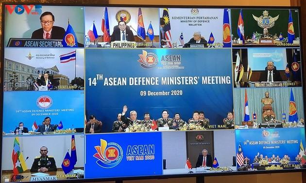 Hợp tác quốc phòng ASEAN vẫn duy trì trong bối cảnh đại dịch Covid-19
