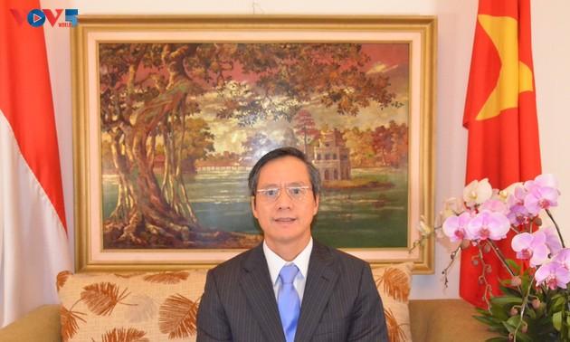 Cộng đồng người Việt Nam ở nước ngoài đón Tết nguyên đán Tân Sửu 2021