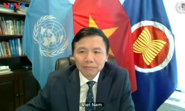 Việt Nam kêu gọi giải quyết nguyên nhân gốc rễ tình trạng bạo lực tại Darfur, Sudan