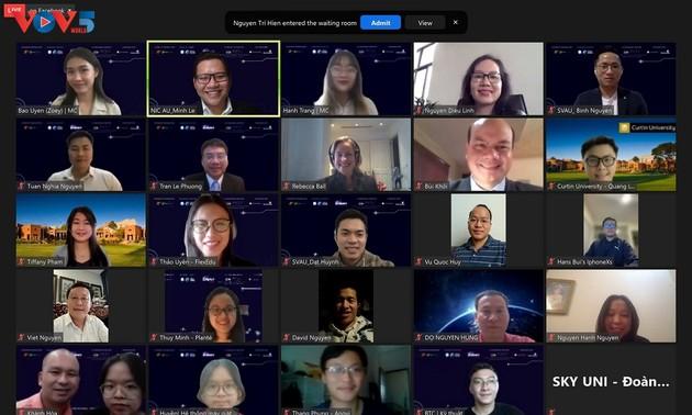 Thúc đẩy tinh thần khởi nghiệp, đổi mới sáng tạo Việt Nam tại Australia