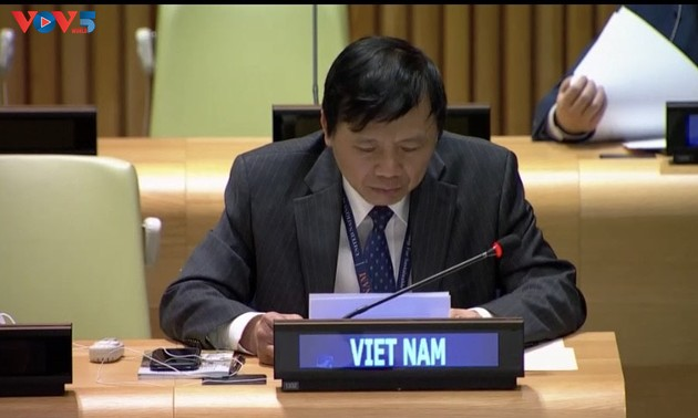Vietnam supports inspections, accountability of IS's crimes