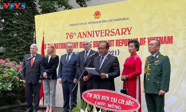 Vietnamesische Botschaften feiern Jahrestag der Unabhängigkeit