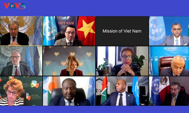 Vietnam pide la solidaridad de la comunidad internacional para ayudar a Siria a superar los desafíos