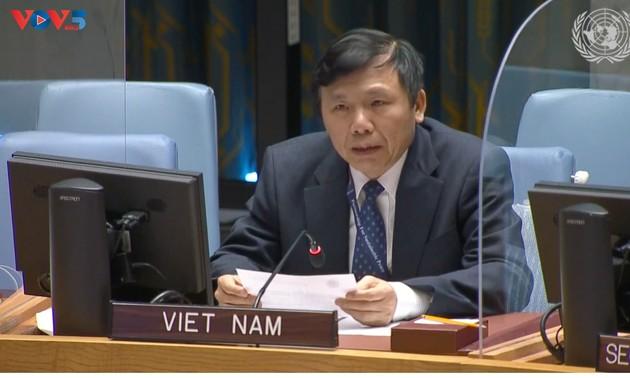 Vietnam llama a reforzar la protección de los civiles en Sudán