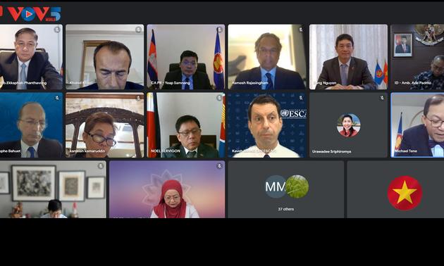 Asean y ONU debaten los avances de la asociación integral bilateral