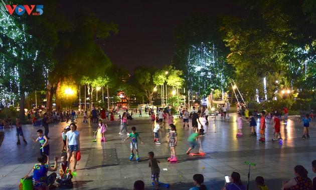 Hanoï et ses espaces ouverts : Des lieux de loisirs et de rencontres