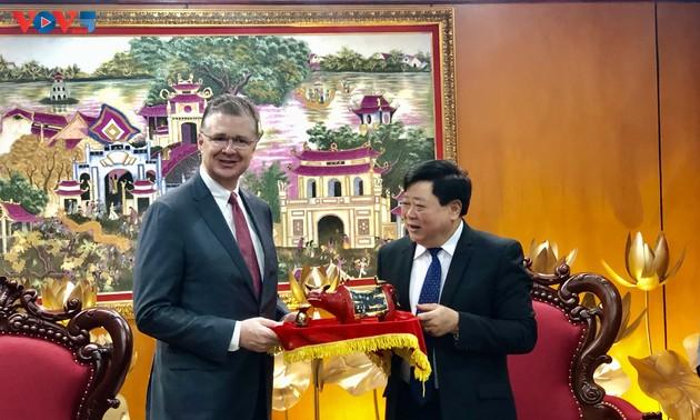 Le Vietnam reste l'un des partenaires importants des États-Unis