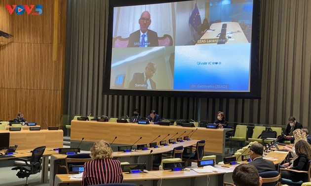 Somalie: le Vietnam appelle les parties à faire preuve de retenut