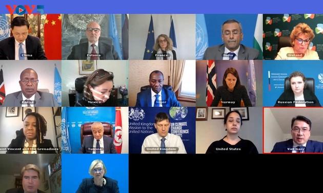 Hội đồng Bảo an Liên hợp quốc tham vấn về tình hình tại CH Cyprus