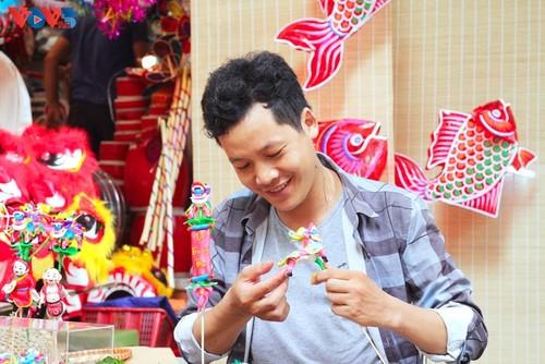 La fête de mi-automne bat son plein à Hanoi - ảnh 14