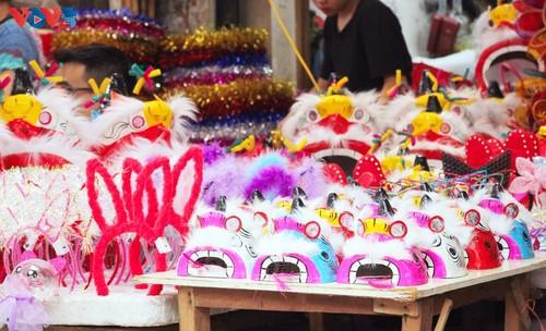 La fête de mi-automne bat son plein à Hanoi - ảnh 4