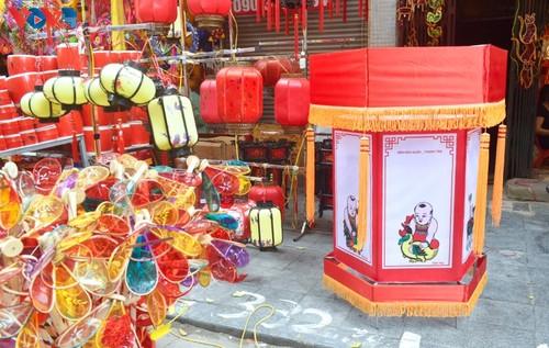 La fête de mi-automne bat son plein à Hanoi - ảnh 8