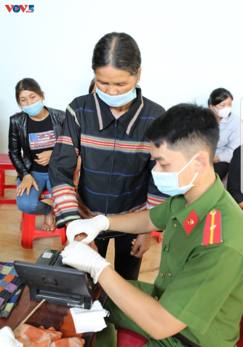 Provinz Gia Lai – elektronischer Personalausweise in Tay Nguyen in Aussicht - ảnh 2