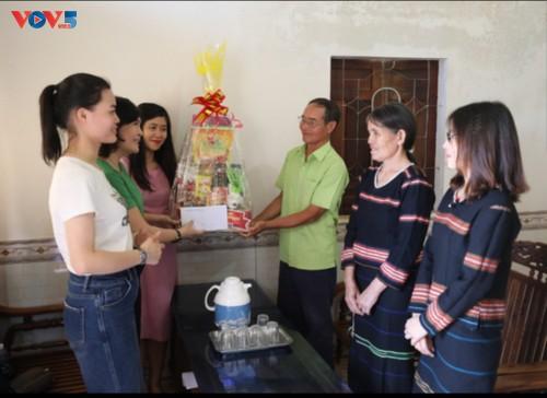 Protestanten des Dorfes Plei Mo Nu führen ein bedeutendes Leben - ảnh 3
