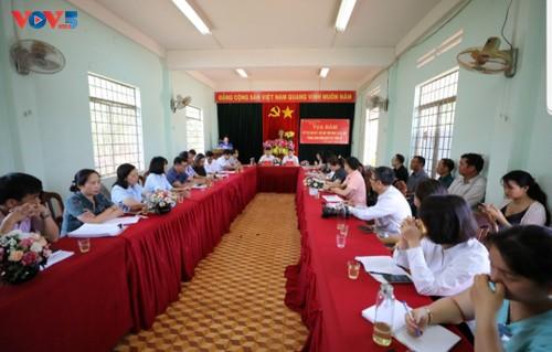 자라이 (Gia Lai)성, 전과자 지원 사업 - ảnh 2