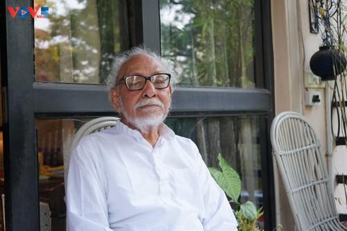 Indian author Geetesh Sharma's love for Vietnam - ảnh 1