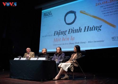 Dang Dinh Hung, un artiste aux mille talents - ảnh 1