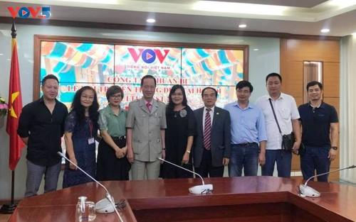 VOV góp phần đưa văn hóa Đức đến với Việt Nam - ảnh 1