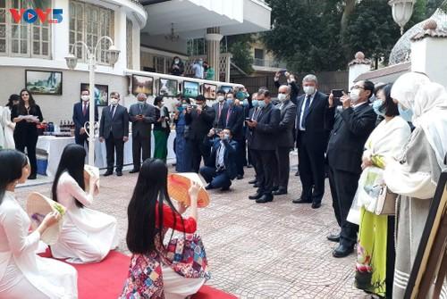 Phát triển quan hệ Việt Nam - Ai Cập qua các hoạt động văn hóa - ảnh 2