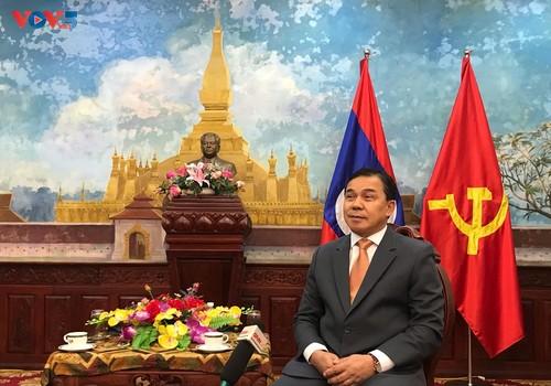 Việt Nam – Lào: Mối quan hệ ngày càng bền chặt theo năm tháng - ảnh 1