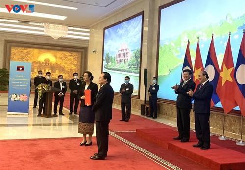 Việt Nam - Lào ký kết 3 văn bản hợp tác về giáo dục và đào tạo - ảnh 1