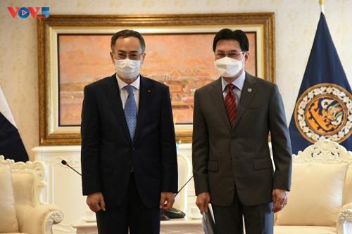 Kim ngạch thương mại Việt Nam Thái Lan tăng 20% - ảnh 1