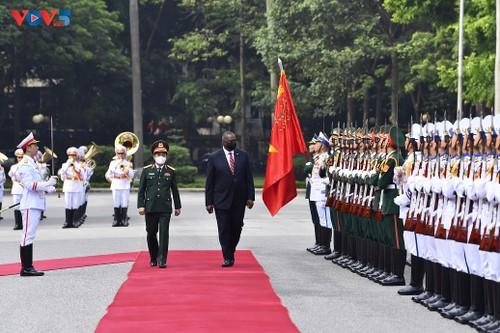 Việt Nam – Hoa Kỳ thúc đẩy hợp tác quốc phòng - ảnh 1