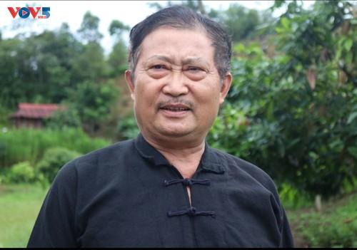Dien Bien ethnic minority man shines in economic production - ảnh 1