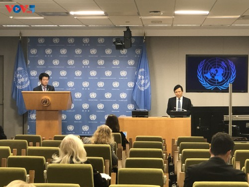 Vietnam assumes UNSC Presidency for second time in 2020-2021 tenure - ảnh 1