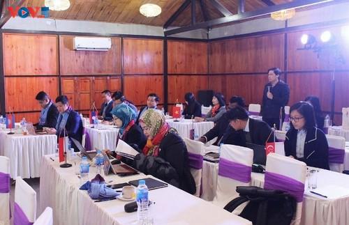 Giao lưu các nhà ngoại giao trẻ ASEAN 2020 - ảnh 2