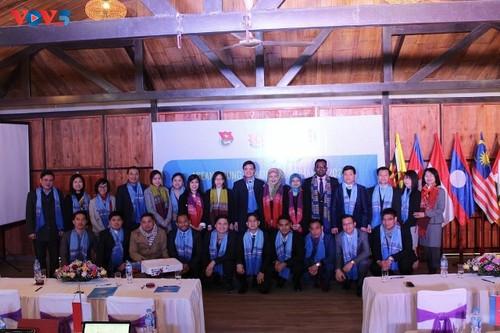 Giao lưu các nhà ngoại giao trẻ ASEAN 2020 - ảnh 3
