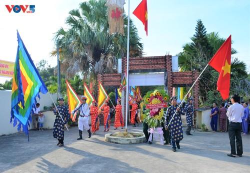 Lễ dâng hương tưởng niệm các Vua Hùng tại các địa phương trong cả nước - ảnh 8