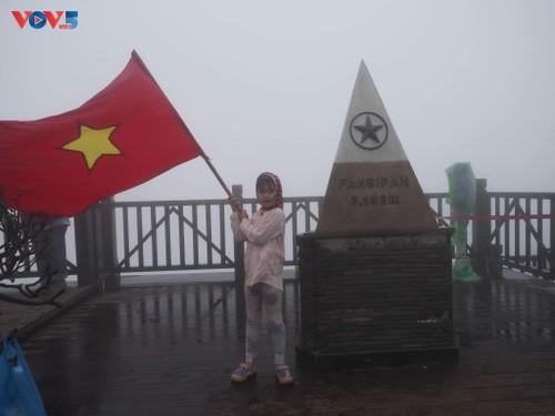 Thú vị đường lên nóc nhà Đông Dương - Fansipan  - ảnh 15