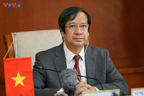 Cam kết của Việt Nam đóng góp nguồn lực và đồng hành cùng các nước Đông Nam Á kiến tạo một nền giáo dục mở - ảnh 2