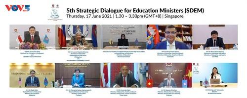 Cam kết của Việt Nam đóng góp nguồn lực và đồng hành cùng các nước Đông Nam Á kiến tạo một nền giáo dục mở - ảnh 1