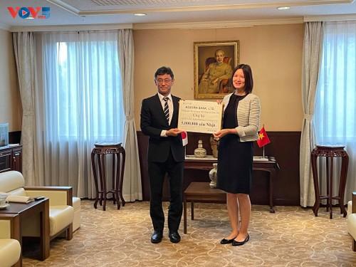 Ngân hàng Aozora Nhật Bản ủng hộ quỹ vaccine của Việt Nam - ảnh 1