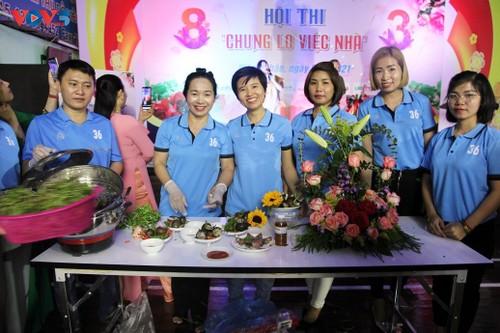 Nhiều hoạt động ý nghĩa của Hội phụ nữ Việt Nam tại Malaysia và Lào   - ảnh 2