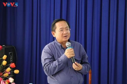 Các công ty Cao su Việt Nam góp phần phát triển kinh tế, đảm bảo an sinh xã hội Campuchia - ảnh 1