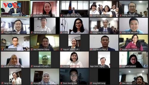 Hợp tác thanh niên để xây dựng cộng đồng ASEAN phát triển bền vững - ảnh 1