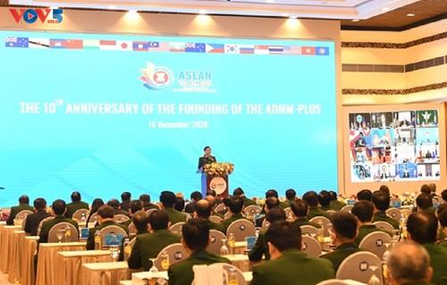 ADMM+ tiếp tục khẳng định cam kết đối với hoà bình và ổn định khu vực - ảnh 2