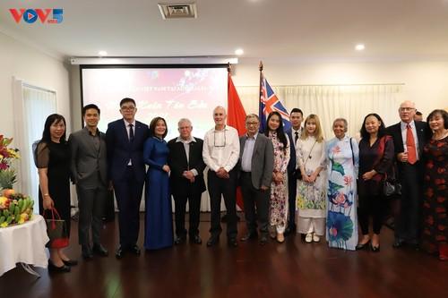 Đại sứ quán Việt Nam tại Australia tổ chức Tết cộng đồng mừng Xuân Tân Sửu - ảnh 1